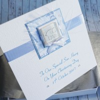 Luxury Boxed Christening Cards