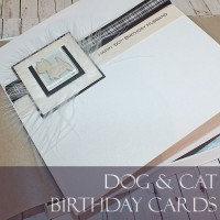 Dog & Cat Birthday Cards