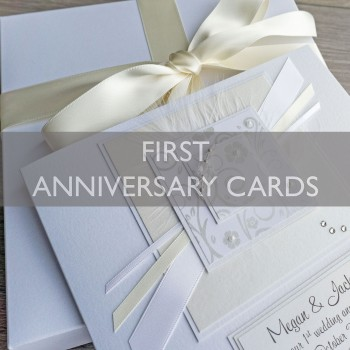 card for first wedding anniversary 1st anniversary cards purple
