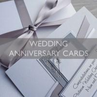 Wedding Anniversary Cards