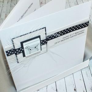 Dalmatian Handmade Card
