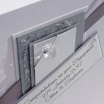 Handmade Engagement Cards