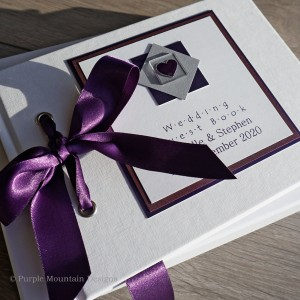Assynt Wedding Guest Book