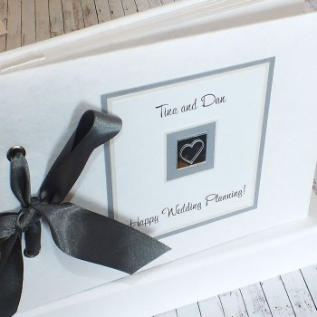 Wedding Planner Gift Book