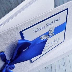 Harris Wedding Guest Book