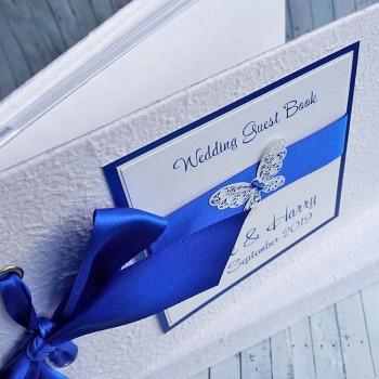 Harris Wedding Guest Book