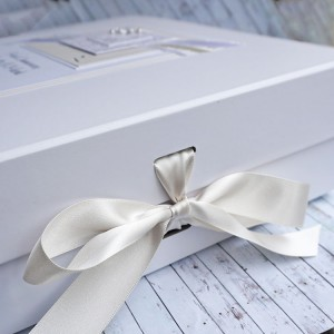 Pearl Wedding Anniversary Keepsake Box