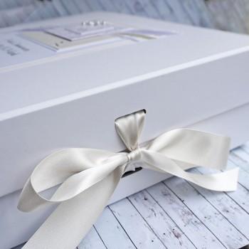 Pearl Wedding Anniversary Keepsake Box
