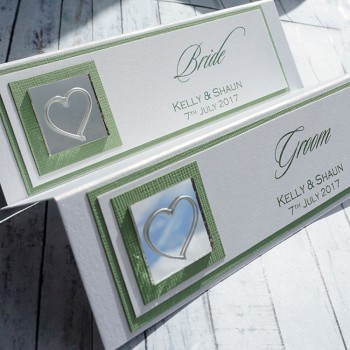 Leven Place Cards