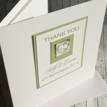 LEVEN Thank You Card