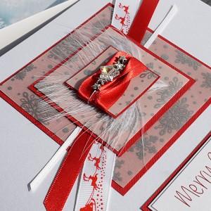 "Luxury Christmas Card ""Cocktail"""