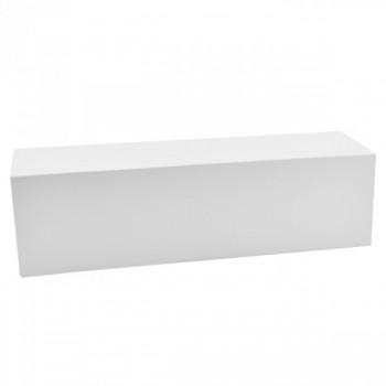 White bottle gift box - plain