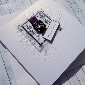 Eden Classic Handmade Wedding Invitations