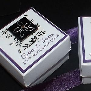 Assynt wedding favour box