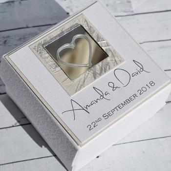 Liath wedding favour box