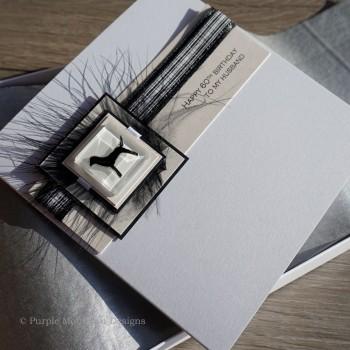 Labrador Boxed Birthday Card