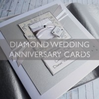 Diamond Wedding Anniversary Cards