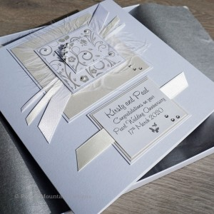 Pearl Wedding Card