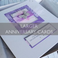 Larger Wedding Anniversary Cards