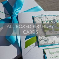 Luxury Boxed Birthday Cards