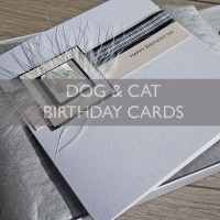 Dog & Cat Birthday Cards