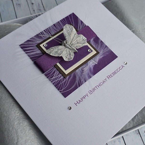 Luxury Boxed Birthday Cards Personalised Special Birthday Cards