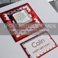 Sporting Birthday Cards