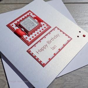 Cycling Birthday Card