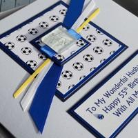 Football Birthday Cards