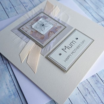 "Mother's Day Card ""Lustre"""