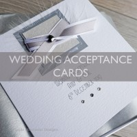 Wedding Acceptance Cards