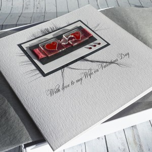"Luxury Valentine's Day Card ""Manhattan"""