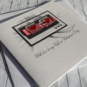 """Valentine's Day Card """"Manhattan"""""""