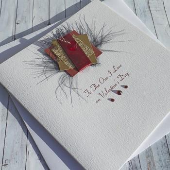 """Valentine's Day Card """"Spritz"""""""