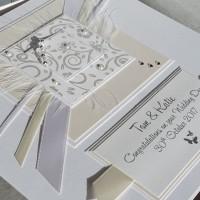 Large Wedding Day Cards
