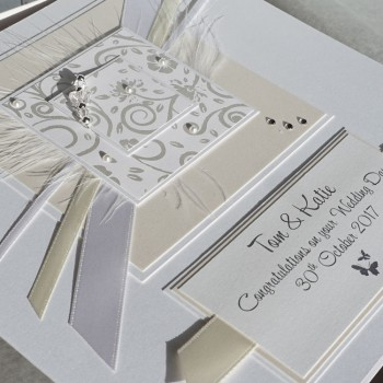 Large Wedding Day Cards