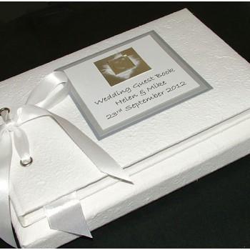 Carron Wedding Guest Book