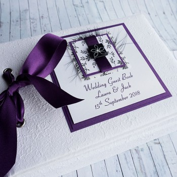 Eden Wedding Guest Book