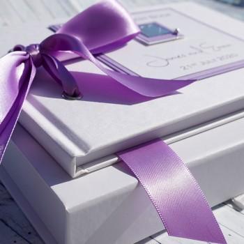 """Wedding Guest Book """"Jura"""""""
