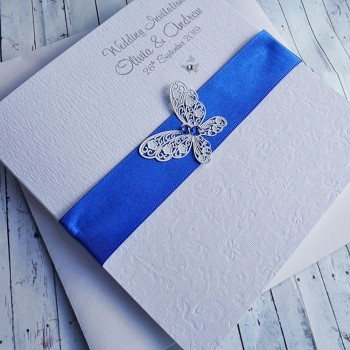 HARRIS Classic Handmade Wedding Invitations