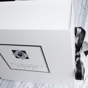 Wedding Keepsake Box - Assynt
