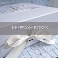 Wedding Memory Boxes