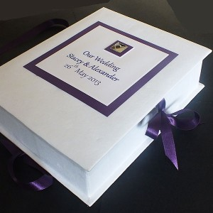 Wedding Keepsake Box - Leven