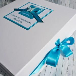 Birthday Keepsake Box
