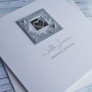 Liath Classic Handmade Wedding Invitations
