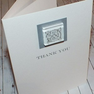 Lomond Thank You Card