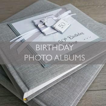 Birthday Photo Albums
