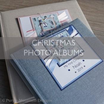 Christmas Photo Albums