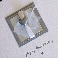 Other handmade wedding anniversary cards