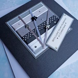 """Luxury Christmas Card """"Advent"""""""